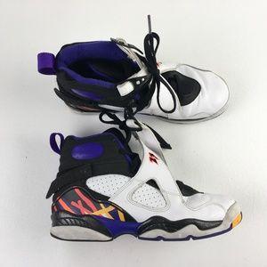 Nike Purple Air Jordan 8 VIII A1117526